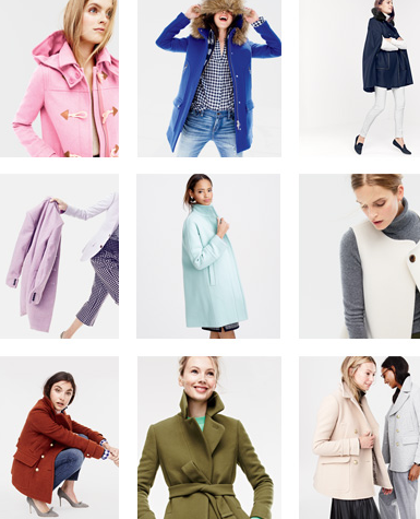 40% Off Sweaters + Extra 40%-50% Off Sale Styles @ J.Crew