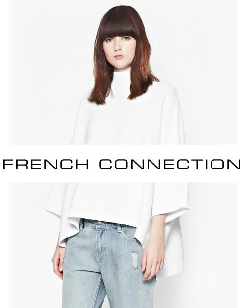 40% Off Everything + Free Shipping @ French Connection US