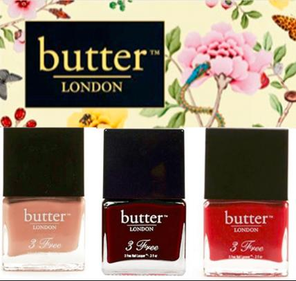 50% Off2015 Limited-edition @ Butter London