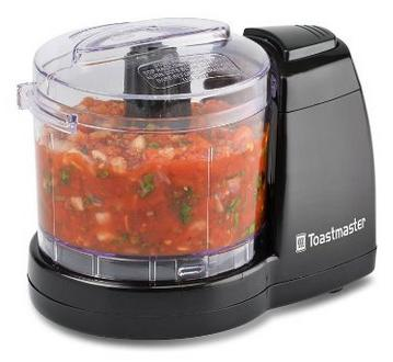 $9Toastmaster TM-61MC 1.5 Cup One-Touch Mini Food Chopper