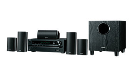 $249Onkyo HT-S3400 5.1-channel 660W home theater system