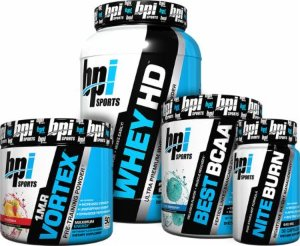 Extra 50% Off!Protein, Creatine Fitness Nutrition @bpisports