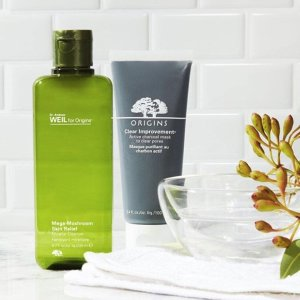 20% OffWith Any order + GWP on $40 @ Origins