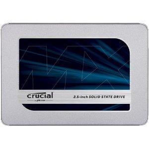 $79.99起CES2018: Crucial MX500 固态硬盘