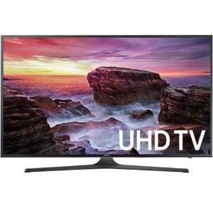 $297 包邮无税Samsung 40寸 4K LED智能电视