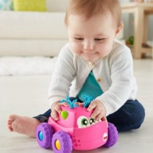 $7Fisher-Price Press 'N Go Monster Truck