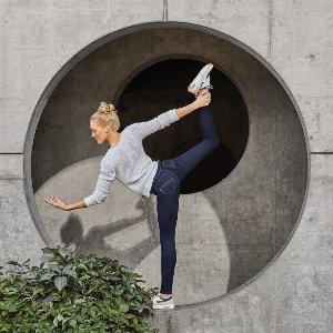 5折限今天:LOLE官网 网络星期一精选服饰热卖 收超修身瑜伽裤