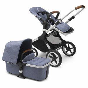 Pre-order NowBugaboo Fox Complete Stroller