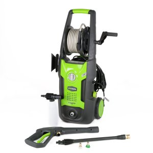 Today Only: 1700 PSI Washer for $77.40GreenWorks Pressure Washers Products for Home Garden