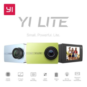 高性价比,小巧方便小蚁Lite 4K运动相机 测评