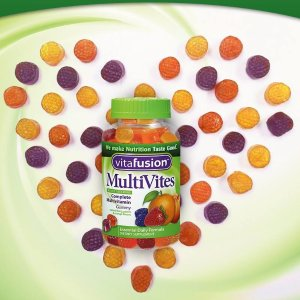 Extra 20% Off + $10 off $60+Select Gummy Vitamins @Vitacost