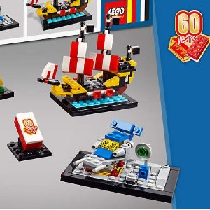 Free Classic 60 Years Brick SetWith $35 Purchase @ LEGO®