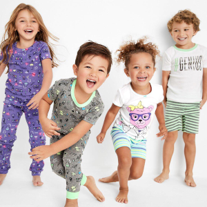Today Only: 60% Off+ 25% Off $40+ +Free Shipping1-Piece + 4-Piece PJS @ Carter's