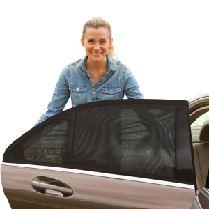 $15.97(原价$30)ShadeSox 车窗遮阳帘