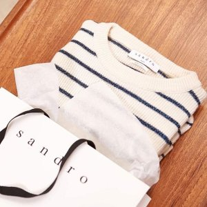 Up to 50% OFF+20% OFFSandro Paris Men's Topping Sale