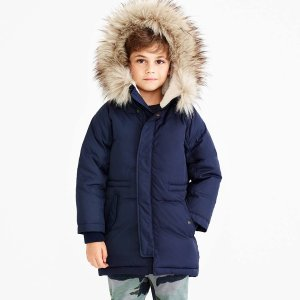 Last Day: Extra 40% Off Clearance + Free ShippingKids Apparel Sale @ J.Crew Factory