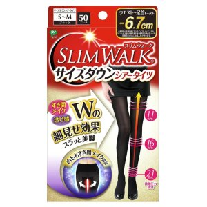$7.85 / RMB50起 直邮中美销量冠军 SLIM WALK 修饰腿型 弹力裤袜 特价