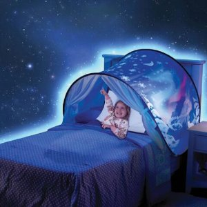 $4Dream Tents 38 in. Bed Cover Winter Wonderland