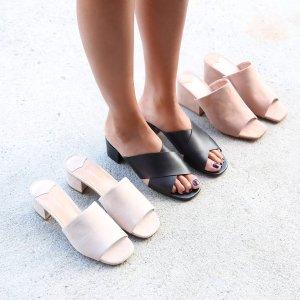 低至五折+好莱坞明星最爱买手店Revolve 精选女士美鞋热卖