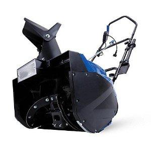 $103.99 大雪纷飞天少不了的利器限今天:Snow Joe 电动铲雪机热卖