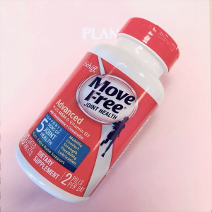 $13.99 (原价$29.99)Move Free + 维生素D3 氨基葡萄糖维骨力 蓝盒