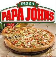 买一送一Papa John's 正价披萨优惠