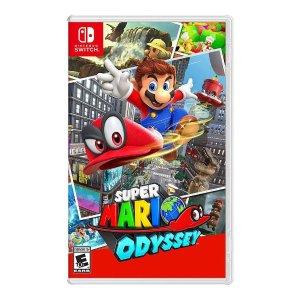 $48.99 ($59.99)《超级马里奥:奥德赛》Nintendo Switch 数字版 游戏