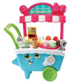$37.47LeapFrog Scoop & Learn 益智声光冰淇淋玩具车