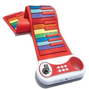 $20 Mukikim Rock and Roll It Rainbow Piano @ Neiman Marcus