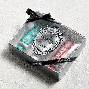 8折 包邮 收经典3件套Marvis 精选多种口味牙膏热卖 牙膏中的爱马仕