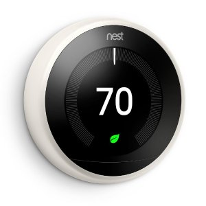 $199Nest 3rd Generation Learning Thermostat Stainless Steel