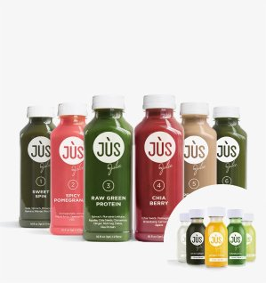 Only $165 + Free Shipping5 Day Cleanse + 12 Booster Shots for @ Jus By Julie
