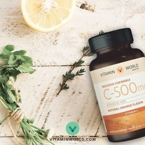 50% offSelected Vitamin & Supplement @Vitamin World