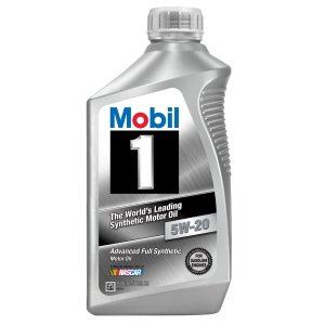 $26Mobil 1 Synthetic Motor Oil Sale