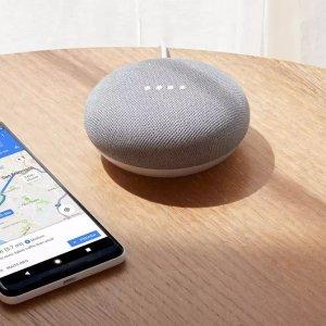 使用电子购物券更划算Woolworths 在线商城购物满额赠Google Home Mini