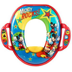 $10The First Years Mickey Soft Potty Seat