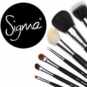 50% Off Sigma Beauty Online Credit @ Gilt City