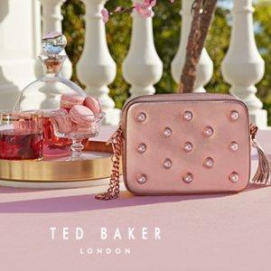 低至5.3折+送礼卡Ted Baker 女士马卡龙色手袋,钱包 入带耳朵的小钱包