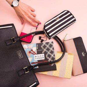 Surprise Sale! Up to 75% off Select Working Bags @ kate spade
