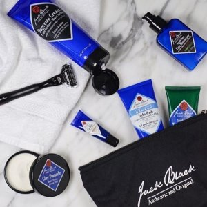 20% OFF+FSJack Black Kiehl's Clarins Men's Skin Care Sale