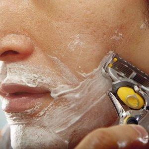 $24.3 / RMB1548折 Gillette 吉列 锋隐致护 手动剃须刀 1刀架9刀头 特价