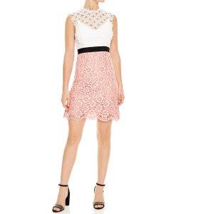 低至5折+最高立减$600Bloomingdales 精选Sandro美衣折上折热卖 超美蕾丝裙