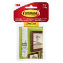 $5 Command Picture & Frame Hanging Strips Value Pack, Large, White, 12-Pairs (17206-12ES)