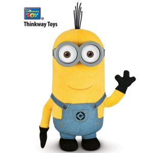 $8 Despicable Me Minion Tim Plush with Moving Eyes Toy Figure
