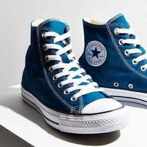 低至5折 + 免邮 成人款仅售$29.97Converse 鞋履等促销 百穿不厌的帆布鞋