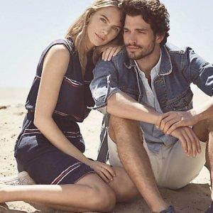 额外5折Lucky Brand Jeans 官网特价区男、女服饰折上折热卖
