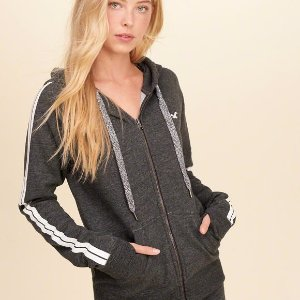 Up to 40% OffHollister Woman Hoodies Sale @ Hollister