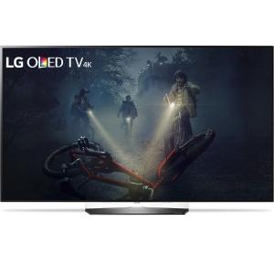 $1899 (原价$3299)LG OLED65B7A 65吋 4K 超高清 OLED 智能电视 (2017款)