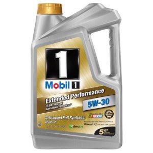 $13.98Mobil 1 5W-30 高长效 全合成机油