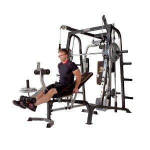 $249 (原价$999.99)Marcy Diamond Elite 史密斯训练机 多功能健身架